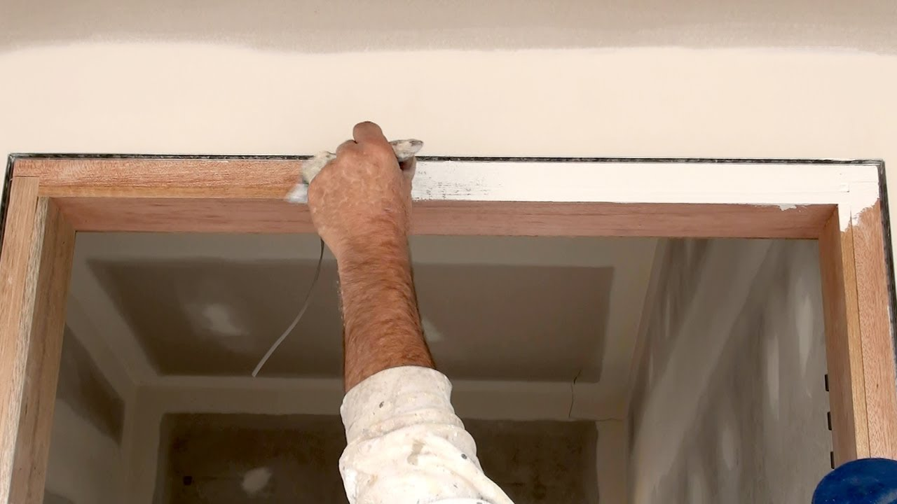 How to paint new wood or trim how to prepare and paint for How to paint trim