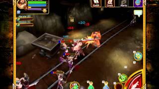 Arcane Legends - gameplay 2