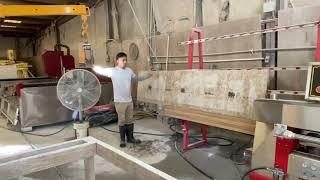 Verona Equipment Straight Line Edge Polisher