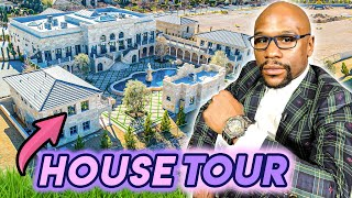 Floyd Mayweather | House Tour 2020 | His $ 25 Million LA Mansion & Vegas Estate