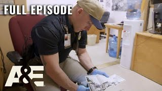 Behind Bars: Rookie Year - Building the Case (Season 2, Episode 8) | Full Episode | A&E