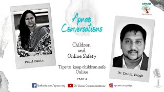 How to keep your children safe from online sexual predators- APNAO CONVERSATIONS EPISODE 3