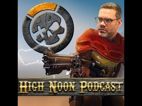 Interview with Nate Nanzer, Commissioner of the Overwatch League - High Noon Hot Seat