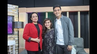 WATCH: Pasig Mayor-Elect Vico Sotto and his mom, Coney Reyes | MOMents   June 1, 2019