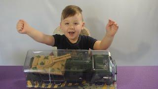 Военная техника для детей!Машина и Танк!ARMY POWER