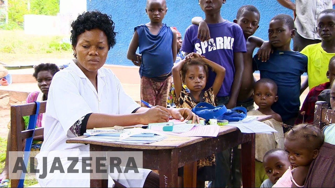 🇨🇩 DR Congo conflict leaves 400,000 children malnourished