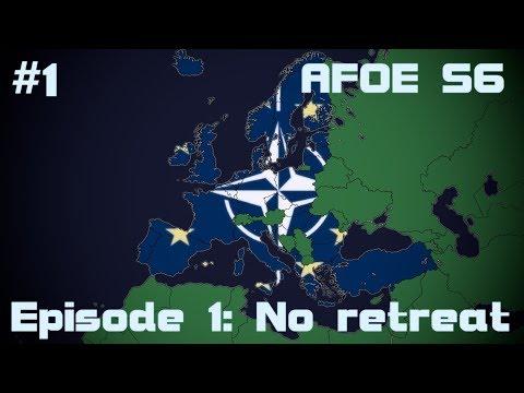 Alternate Future of Europe Season 6 Episode 1 No retreat