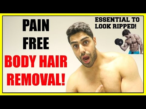 how to trim chest hair men s grooming funnycat