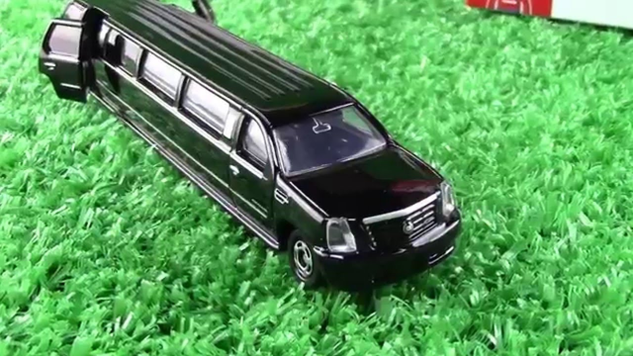 【toy Ajoneuvot】「tomica Shop」cadillac Escalade Long Type