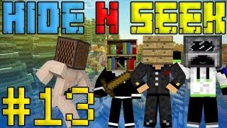 видео: Minecraft Прятки / Hide N Seek #13 - Тайное место