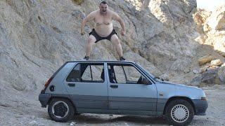 Bosanac razbio auto
