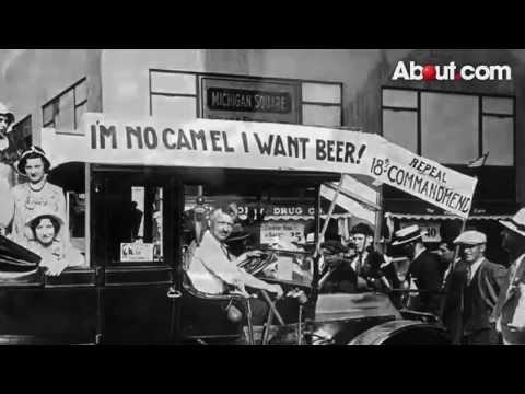 Prohibition and Organized Crime Video