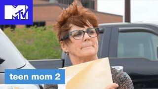 'Barbara Wants To Protect Jace' Deleted Scene | Teen Mom 2 (Season 8) | MTV
