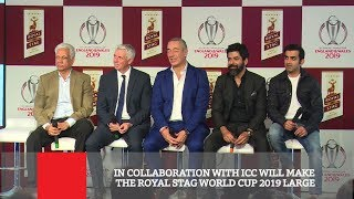 In Collaboration With ICC Will Make The Royal Stag World Cup 2019 Large