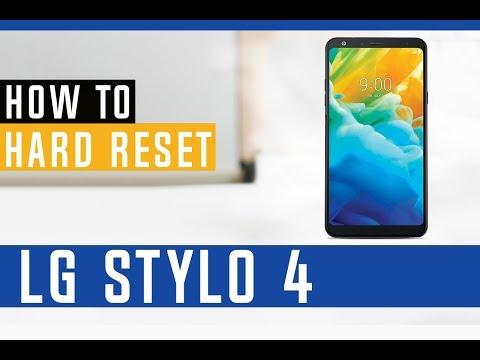 How to Hard Reset LG Stylo 4 LG-Q710A - Swopsmart