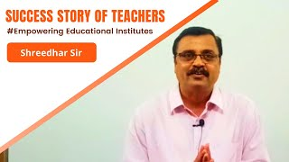 Shreedhar Sir, STC Online   Success story of Teachers   best teaching app for teachers