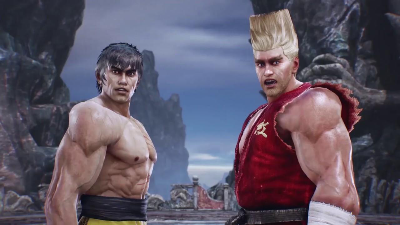 PS4/XB1/PC - Tekken 7 - Game Modes Introduction