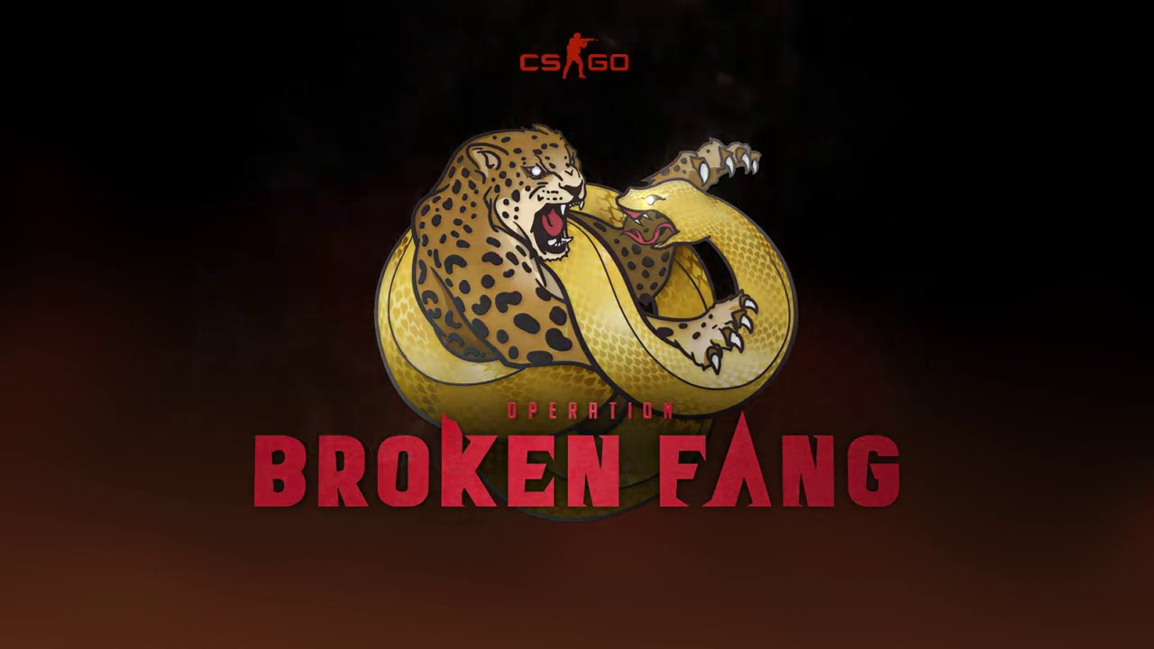 CS:GO - Operation Broken Fang