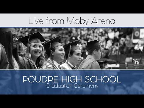 Poudre High School Graduation 2019