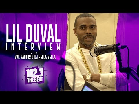 Val Santos - VAL: [WATCH] Lil Duval Stops By The Beat!