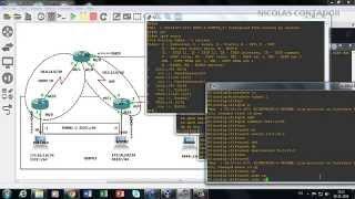 EIGRP RIP OSPV3 IPV6 TUNNEL DHCP NAT