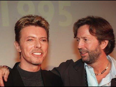 Clapton On Bowie