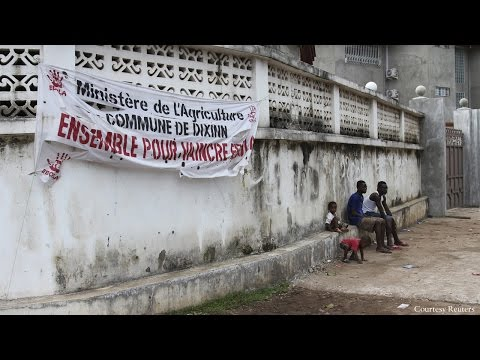 On-the-Ground Views of The Ebola Crisis in Liberia and Sierra Leone