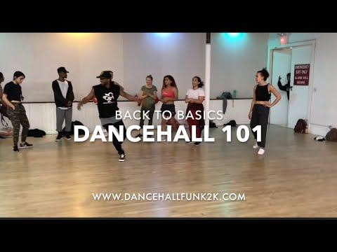 Spragga Benz - Machine Gun Kelly | Back To Basics Dancehall Class (Dancehall Funk) LA