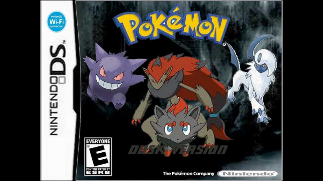 New Pokemon Ds Games Images