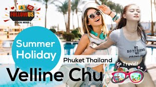 Download lagu Keseruan Velline Chu Summer Holiday In Phuket Thailand Bersama Keluarga
