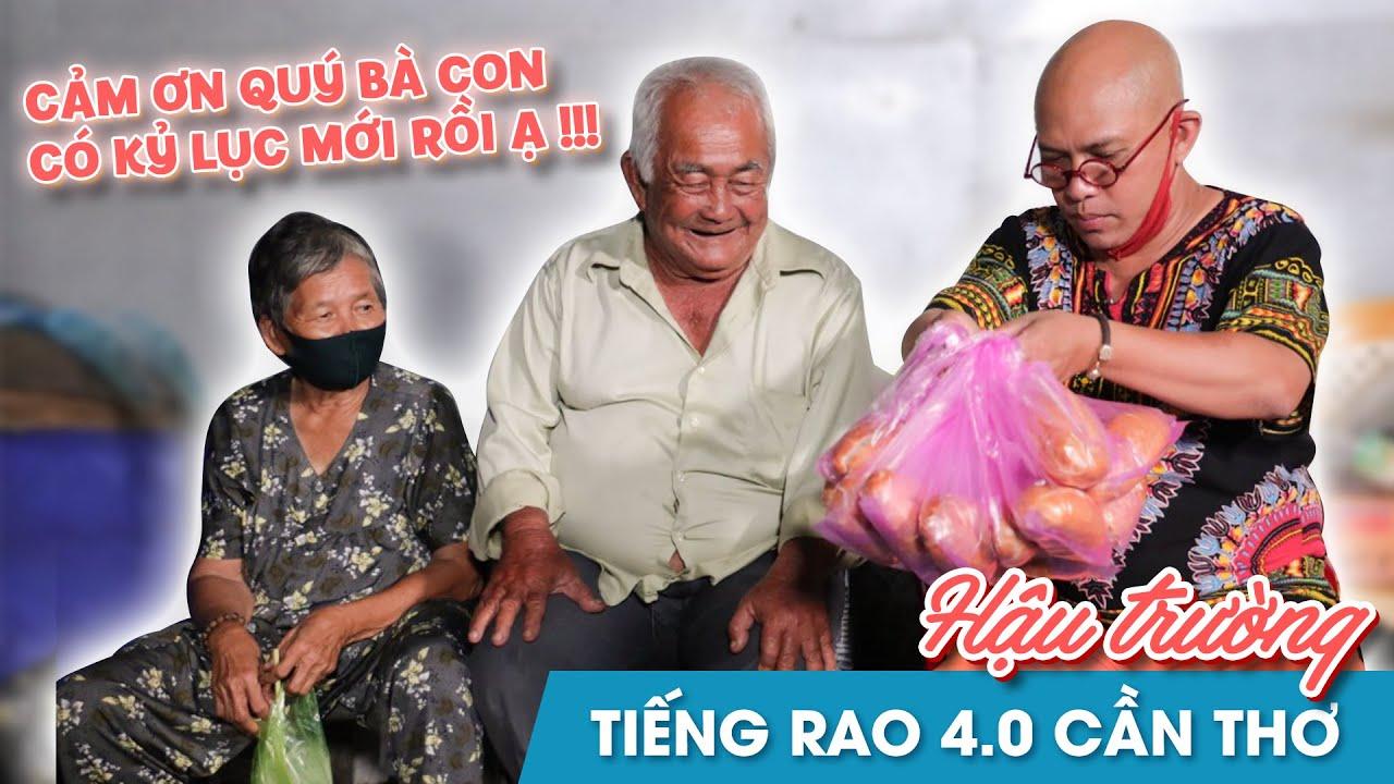 Hậu trường Tiếng Rao 4.0 tối 6/8/2020 tại Cần Thơ bất ngờ lập kỷ lục mới !!!