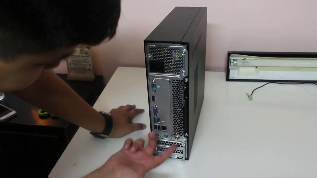 Unboxing The Lenovo Ideacentre 300s 08ihh Desktop Youtube