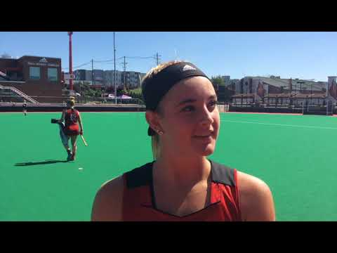 FH: Sydnie Swartwood James Madison Postgame Press Conference