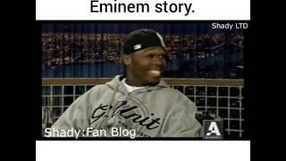 50 Cent Shares Hilarious Eminem Story