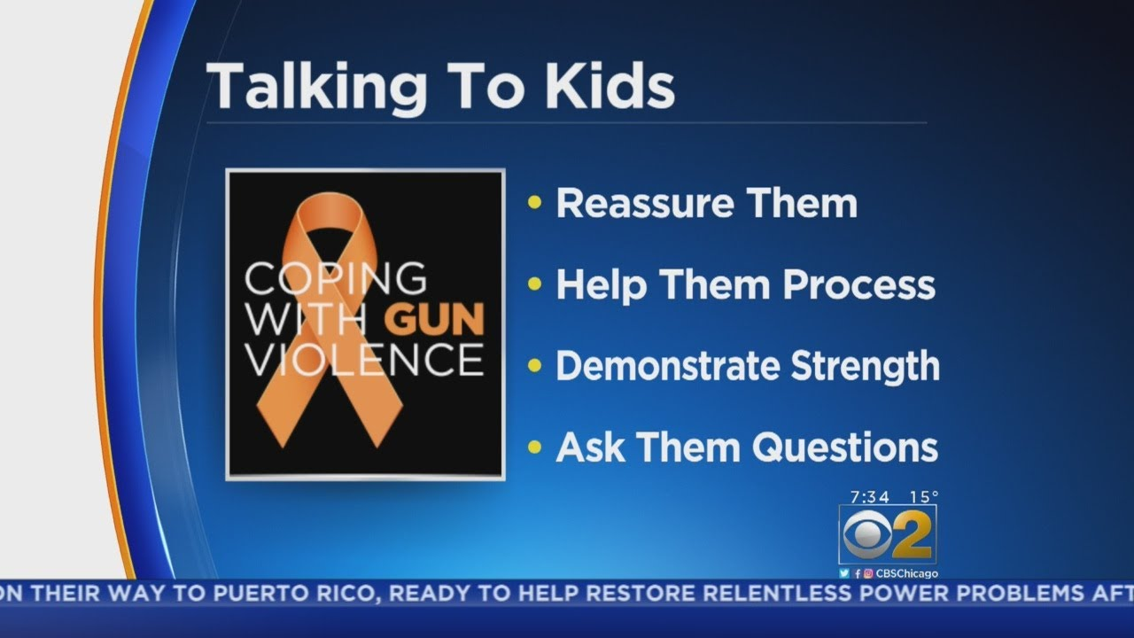 Coping With Gun Violence