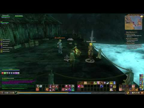 EverQuest 2 – Part 1 – Thundering Steppes – Questing –  Mage