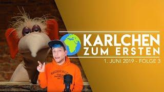 Karlchen zum Ersten | Rezo, CDU und ESC | 1. Juni 2019