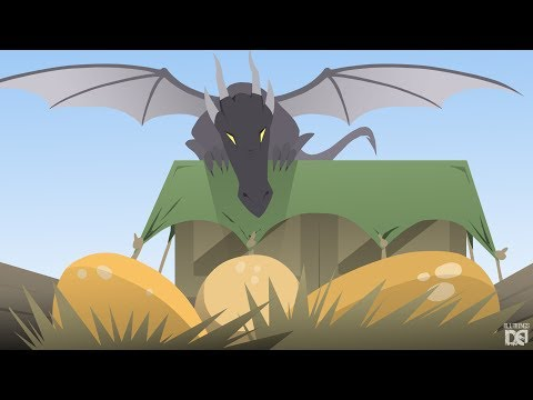 Narrated D&D Story: How To Tame Your Dragon - Expand The Dragon Family (Part 2)