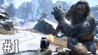 Far Cry 4 DLC: Valley of the YETIS #1 - เยติ พิชิตใจเธอ
