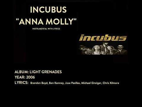 INCUBUS - ANNA-MOLLY KARAOKE NIC