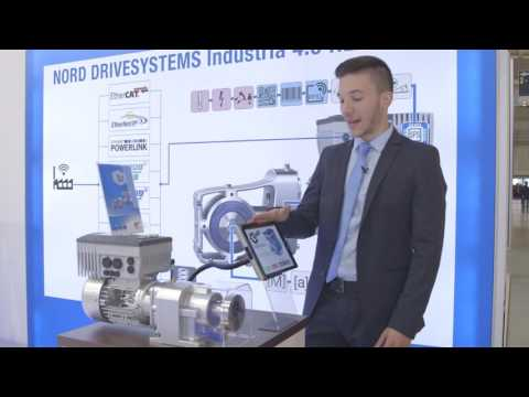 NORD DRIVESYSTEMS on the SPS IPC DRIVES 2016 in Parma - Interview to Francesco Brunelli Atti srl