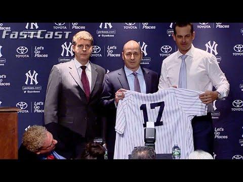 MLB.com FastCast: Boone named Yanks' skipper – 12/6/17
