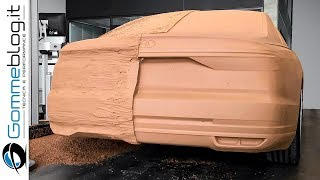 Audi PRODUCTION - The Power of CLAY MODEL