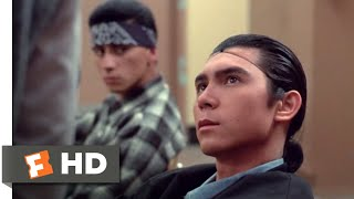Stand and Deliver (1988) - Tough Guys Don't Do Math Scene (2/9) | Movieclips