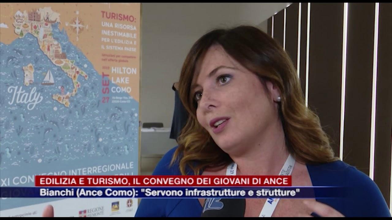 Alessandra Bianchi Architetto edilizia e turismo, a como il convegno dei giovani di ance