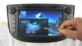 Lifan X60 DVD Multimedia Player GPS Navigation Bluetooth