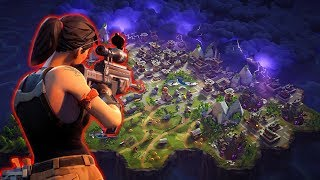 OUT OF THE MAP GLITCH! Fortnite: Battle Royale