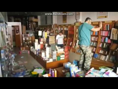 gulen books destroyed malatya turkey 7172016