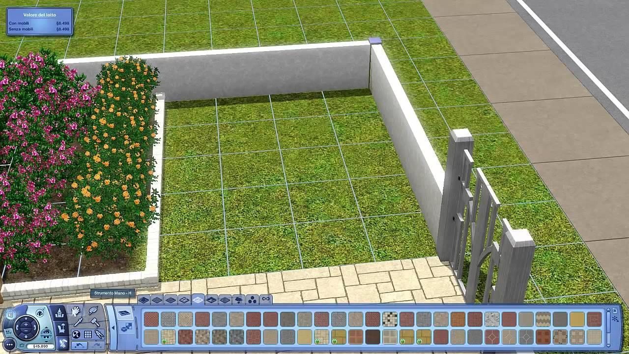 The sims 3 crea una casa parte 3 monolocale di lusso 1 2 for Case the sims 3 arredate