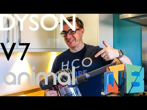 dyson-v7-animal---full-review-&-real-life-battery-test!